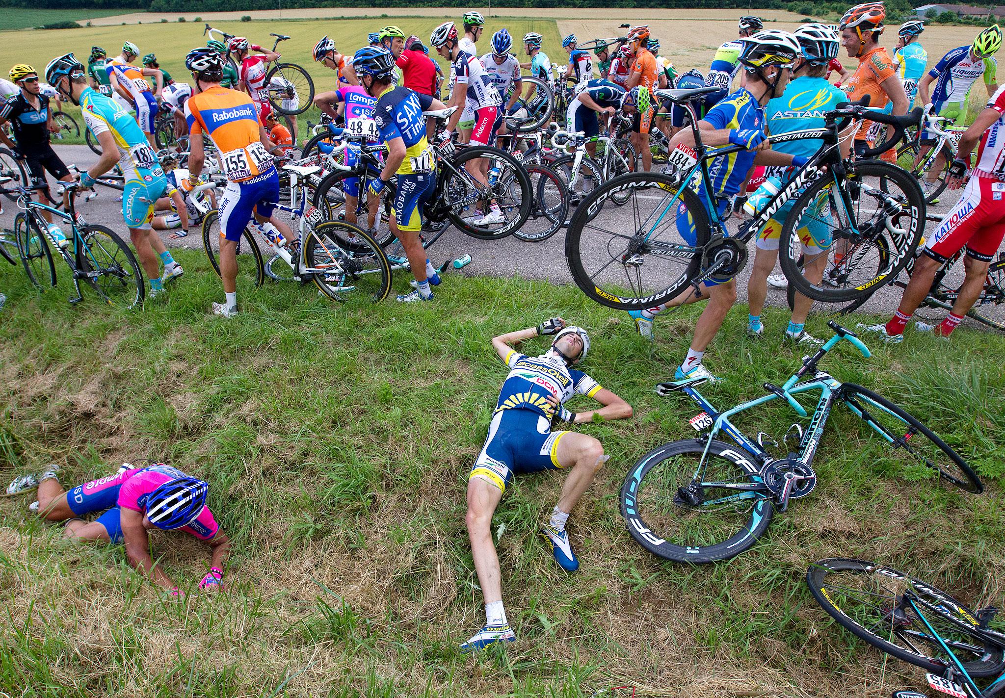 Team Movistar  Tour De France