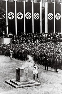 1936 Berlin Torch Lighting