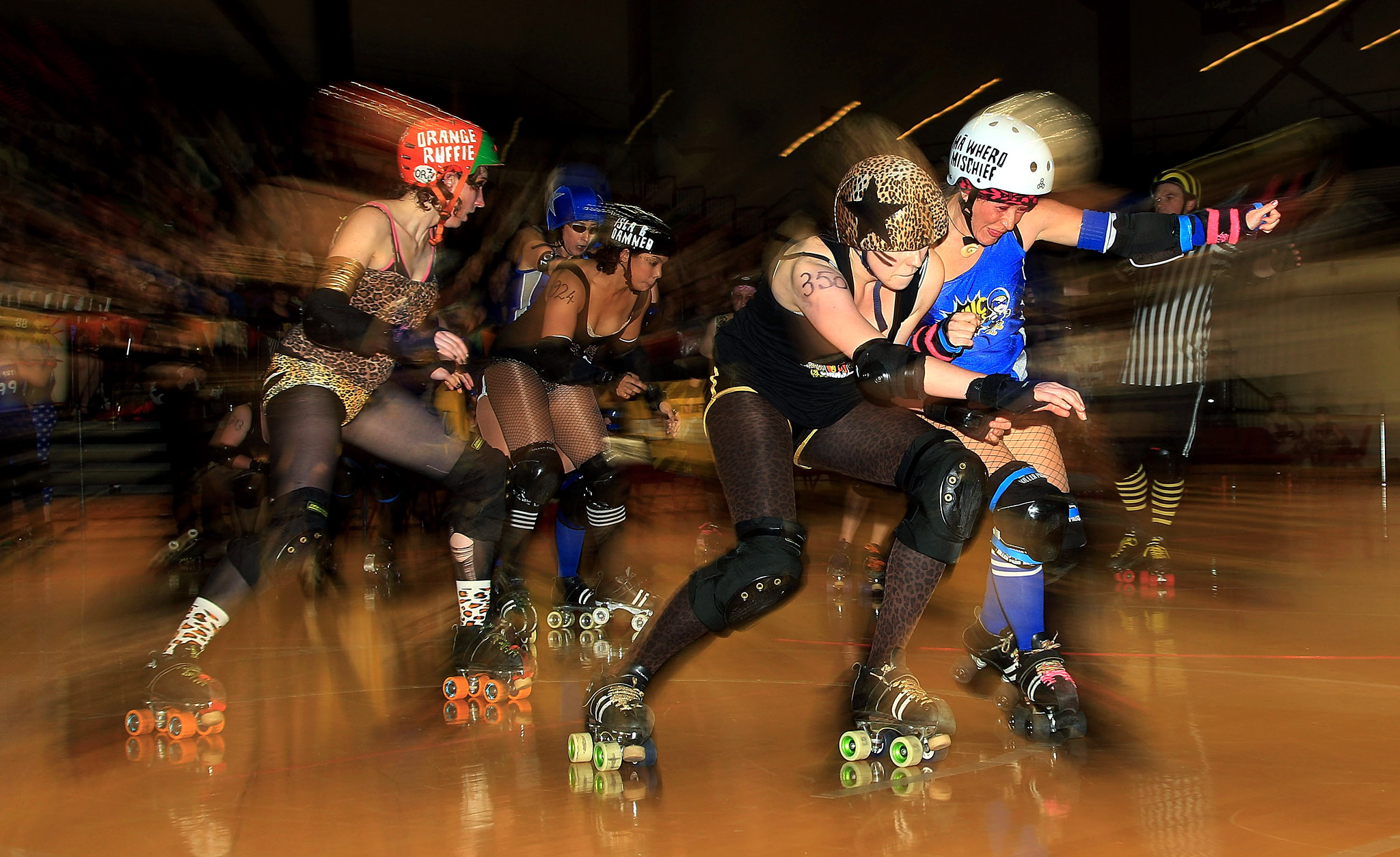 Richter City Roller Derby Season Grand Final