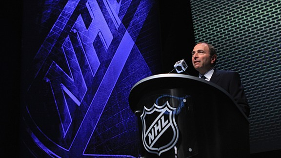 Gary Bettman should be in NHL '13