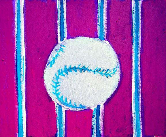 Baseball Painting2
