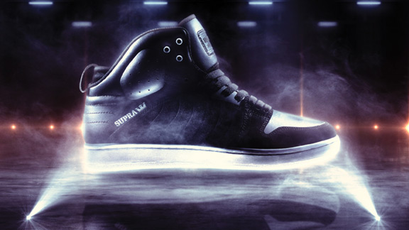 The new Stevie Williams S1W shoe by Supra