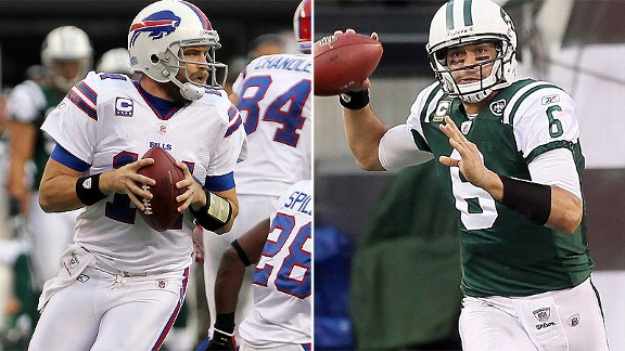 Ryan Fitzpatrick/Mark Sanchez