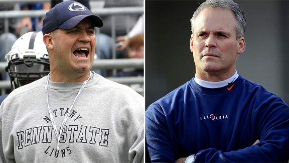 Bill O'Brien/Tim Beckman