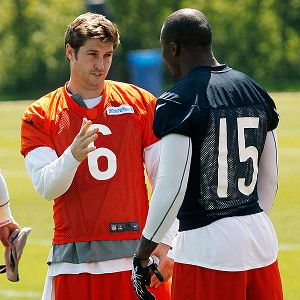 Jay Cutler & Brandon Marshall