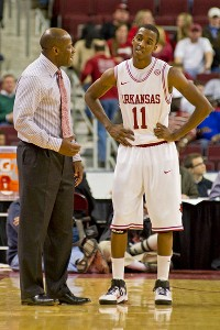 Mike Anderson, BJ Young