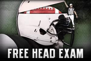 Free Head Exam