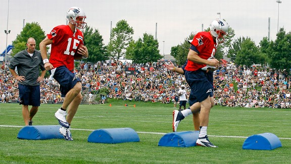 Ryan Mallett, Brian Hoyer