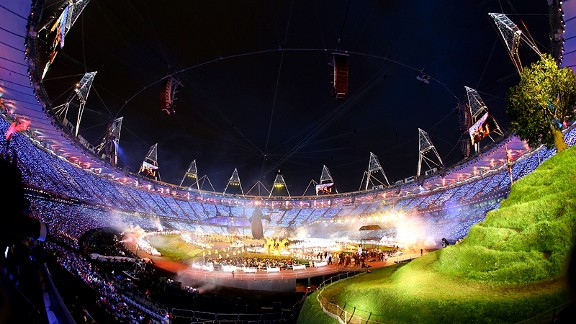 London Opening Ceremony