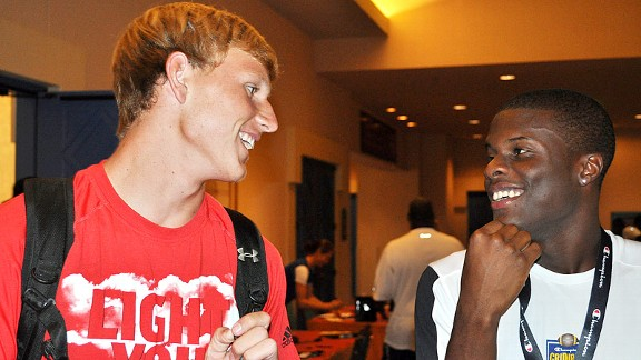 Brice Ramsey, Shaq Wiggins