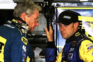 Jimmy Fennig and Matt Kenseth