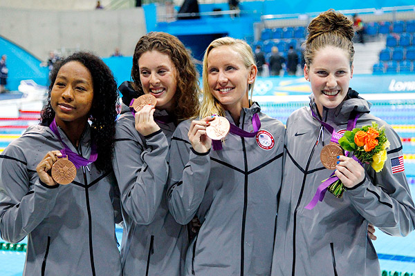 Women's 4x100m freestyle relay
