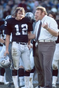 John Madden and Ken Stabler