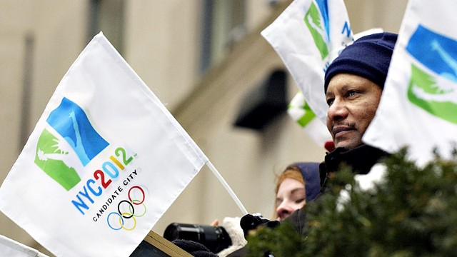 What If the 2012 Olympics Had Been in New York?