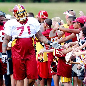Washington's Trent Williams