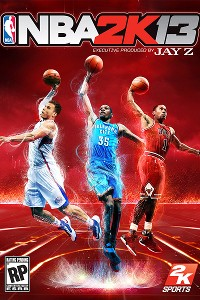 NBA 2K13 Cover 