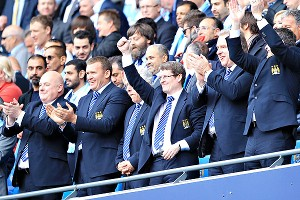 Manchester City Suits