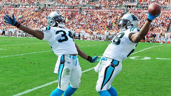 DeAngelo Williams/Jonathan Stewart