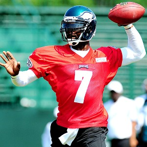 Philadelphia's Michael Vick