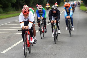 Olympic time trial