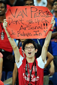 Arsenal Fan