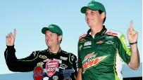 Dale Earnhardt Jr. & Steve Letarte