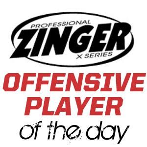 Zinger, Area Code