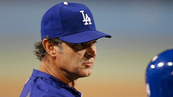 Don Mattingly Dodgers