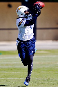 AP Photo/Lenny Ignelzi Receiver Eddie Royal, an offseason pickup