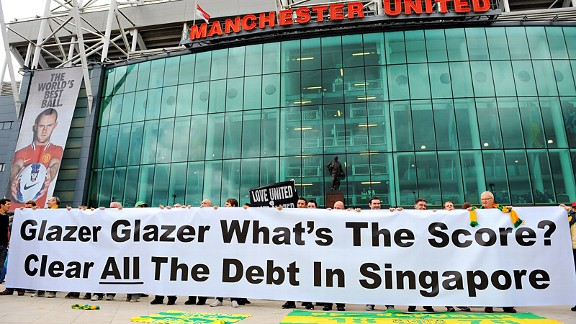 Glazer Protests