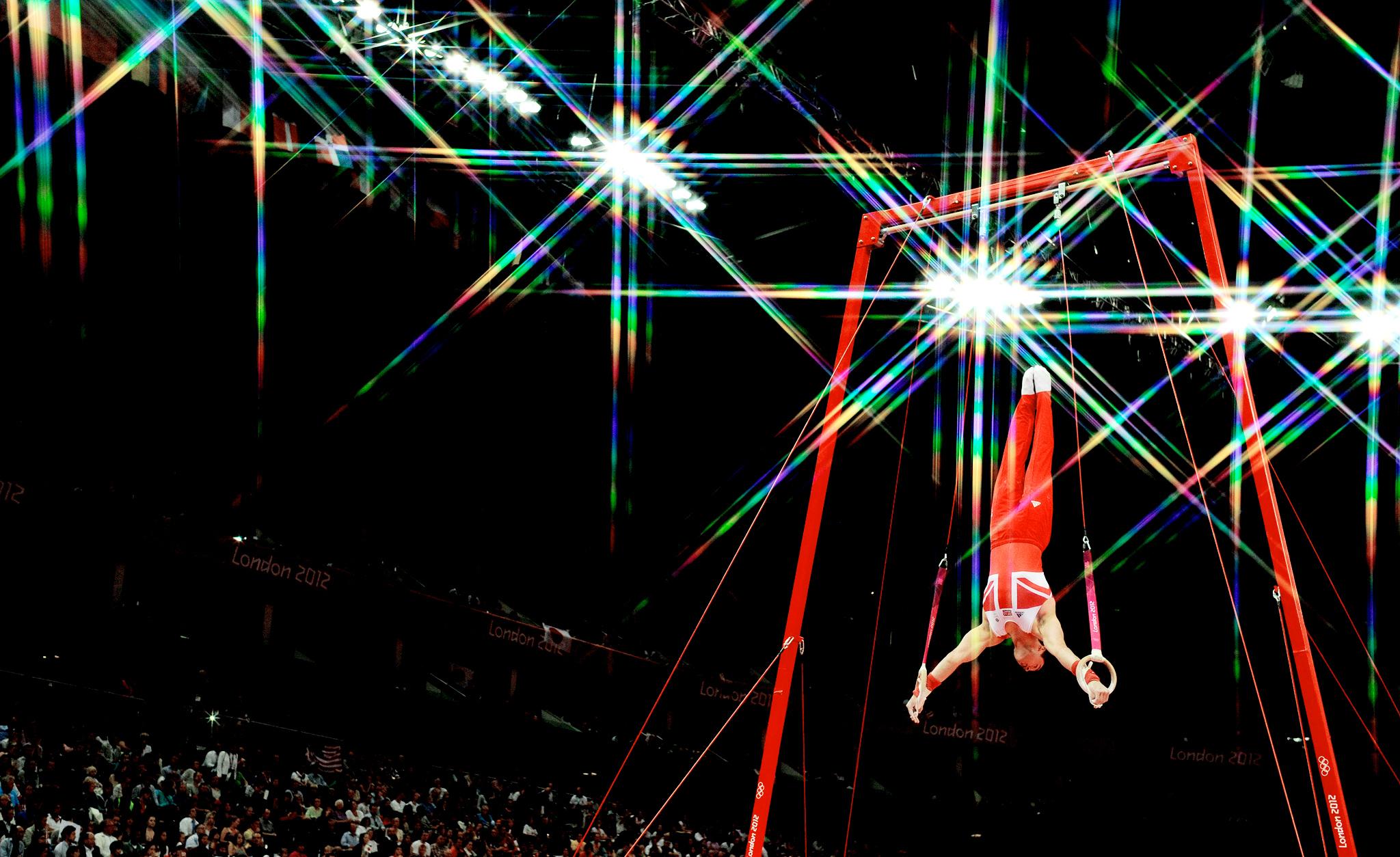 Men's Team Gymnastics Artistic