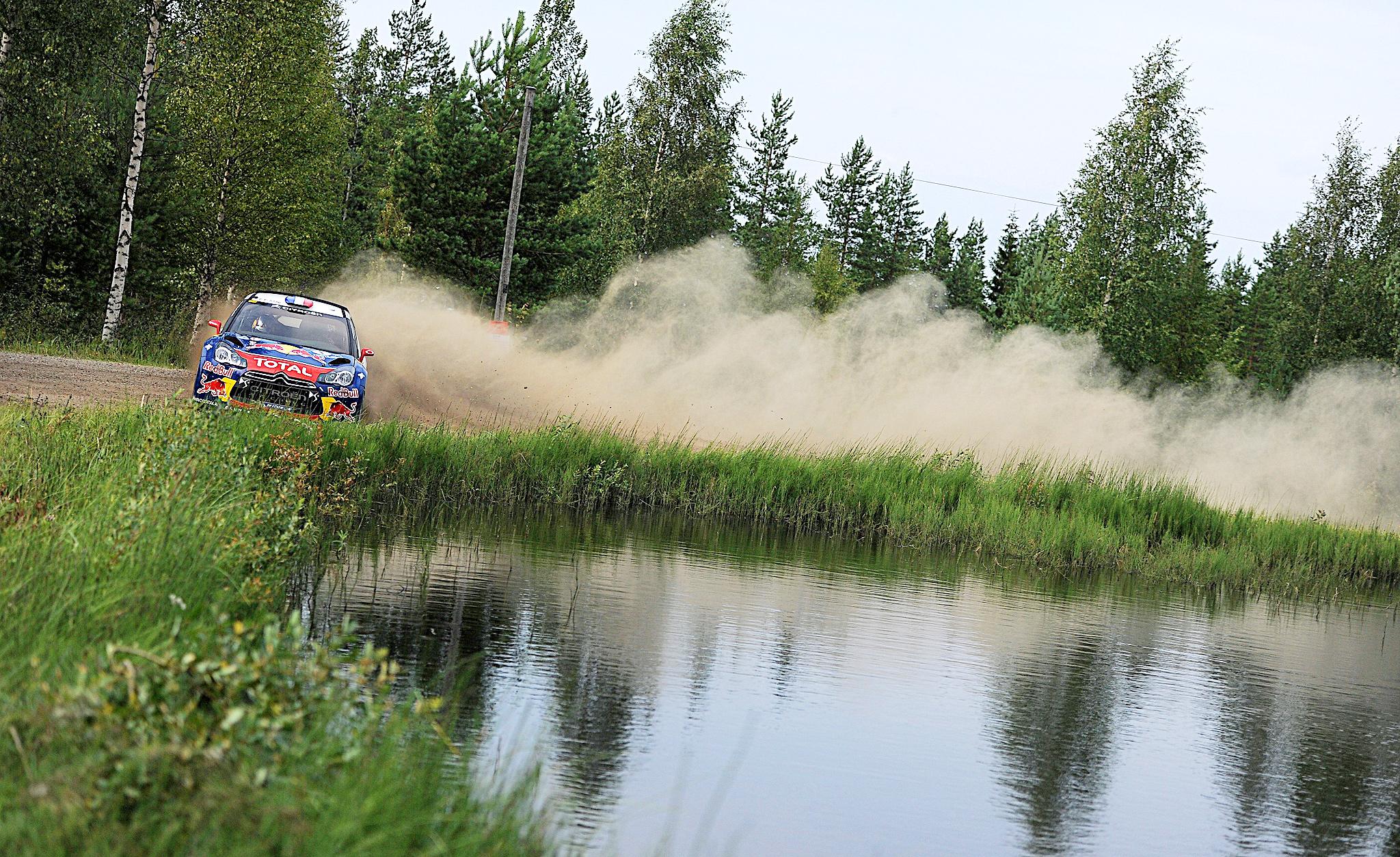 WRC Rally Finland