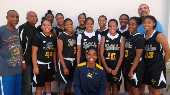 California high school girls basketball