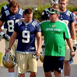 Notre Dame's Brian Kelly