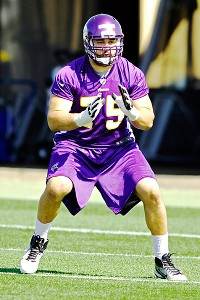 Minnesota Vikings tackle Matt Kalil