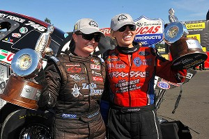 Courtney Force/Erica Enders