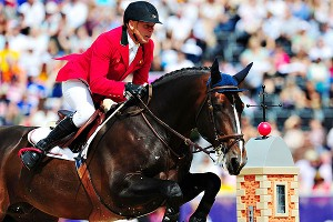 Are the human competitors really athletes? How do you get a horse to jump over something, anyway? Whatever the answers, the equestrian competition can be mesmerizing.
