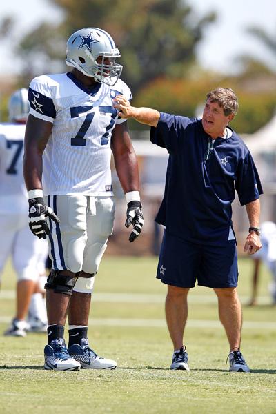 Tyron Smith and Bill Callahan