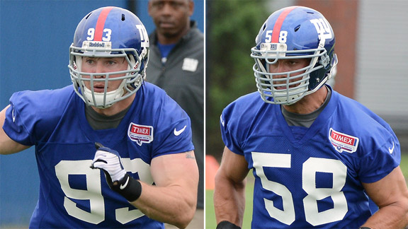 Undrafted players make an impact under Coughlin ny a blackburn herzlich mb 576