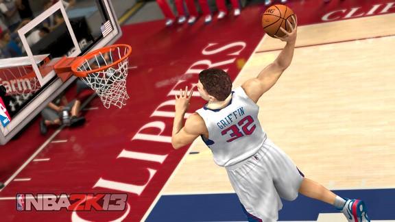 Blake Griffin NBA 2K13