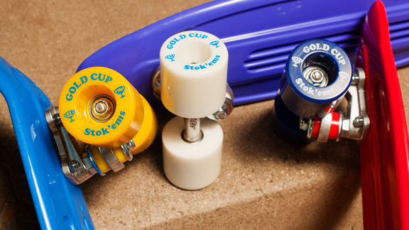 Seventies Inspired Plastic Skateboards Are The New Hipster Trend