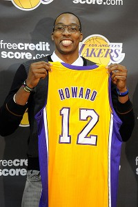 Dwight Howard traded to Los Angeles Lakers - ESPN Los Angeles