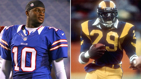Vince Young/Eric Dickerson