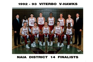 Viterbo Team Photo