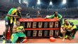 Jamaica 4x100m world record