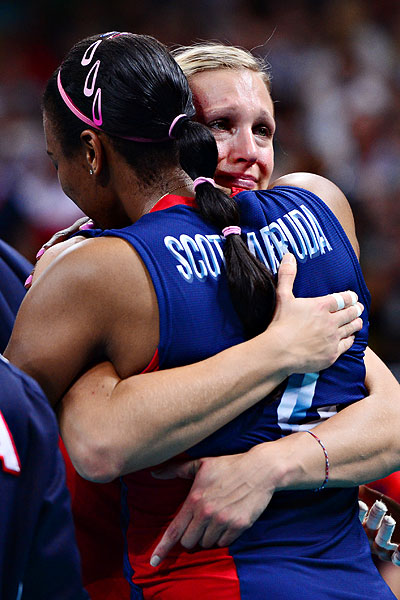 US Womens Volleyball Loses