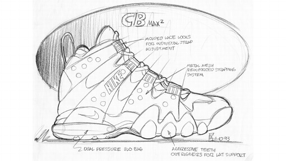 Barkley Shoe