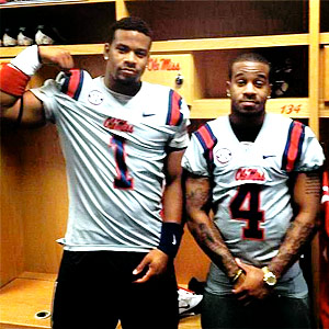 Robert Nkemdiche, Denzel Nkemdiche