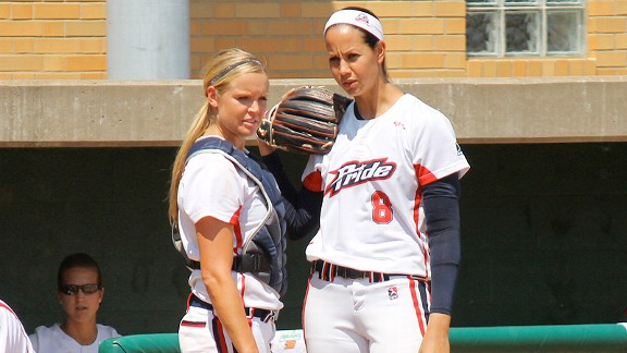 Megan Willis, Cat Osterman