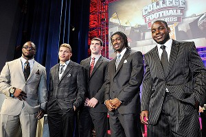 Heisman Trophy finalists 2011